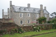 West wing, Cadhay House