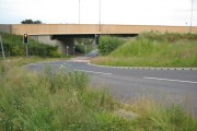 Bridge carrying the A361
