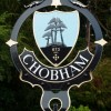 Chobham village sign