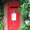George VI wall box