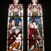St John the Bapstist church - window
