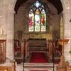 St John the Baptist church - interior