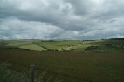 Farmland near the monarchs way