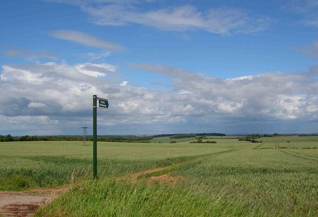 Bridleway to Letwell from Leys lane