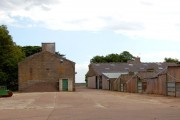 Farm buildings at The Shaw