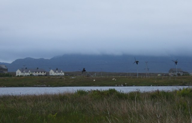 Low Cloud, Lowered Windmill