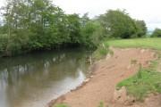 River Lugg Near Bodenham