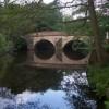 The River Derwent at Leadmill Bridge
