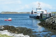 Sound of Barra Ferry