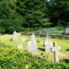 Graveyard, Savernake Christchurch, Cadley