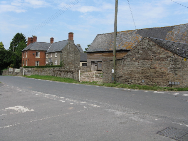 Sutton St Nicholas - Farmstead