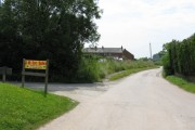 Lane North Of Burmarsh