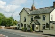 White Horse Inn, White Cross