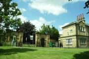 Gatehouse and Gates to Gledhow Grove, Potternewton