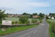 Heighington village