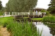 Swing bridge at Fordgate