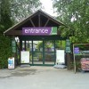 Entrance to Notcutts Garden Centre