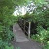 Footbridge over Ulnaby Beck
