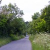 The road to Boars Hill