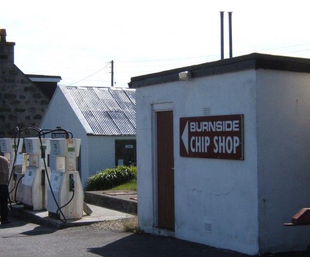 Burnside Filling Station and Chip-shop