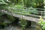 Bridge over Harmby Beck