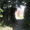 Start of footpath from Lear Road to Toronto Place