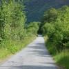 The road to Camas-luinie.