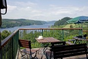 TowerTavern Balcony, Lake Vyrnwy
