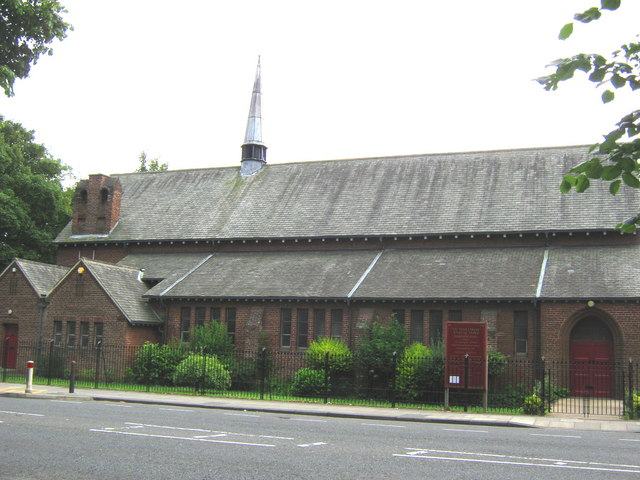 St Matthew and St Luke's Church Darlington