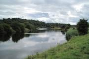 River Weaver near Frodsham