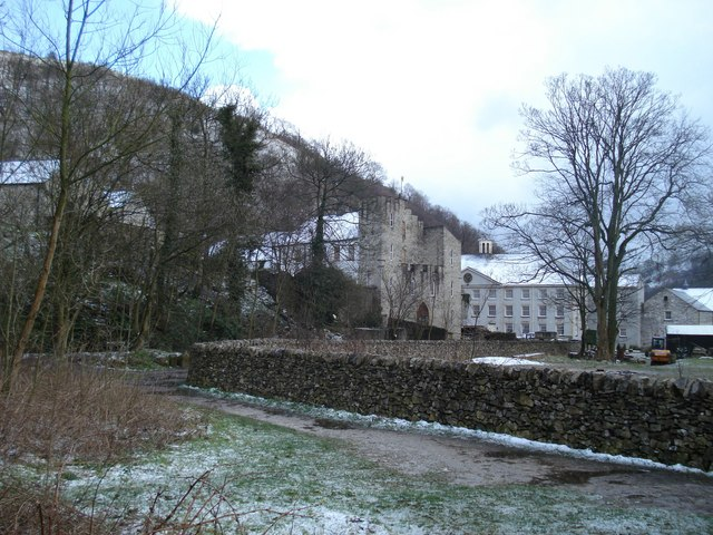 The Folly and Cressbrook Mill