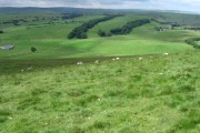 Eldon Hill towards Perry Dale