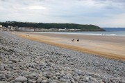The beach at Northam Burrows