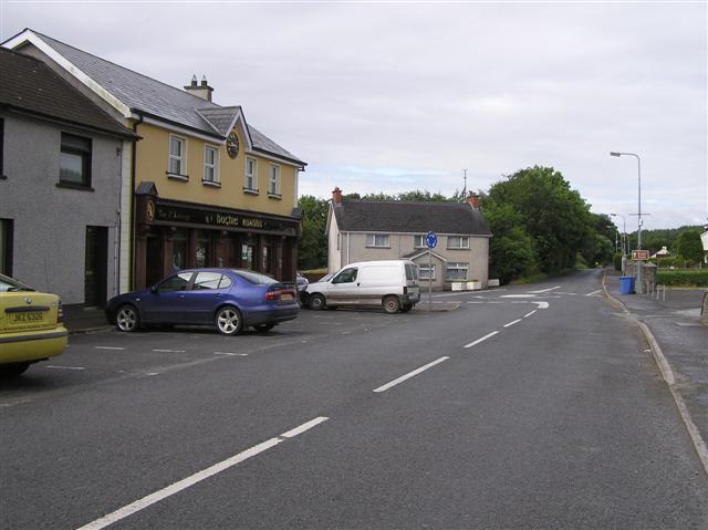 Main Street, Mountfield