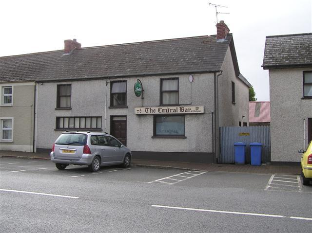 The Central Bar, Mountfield