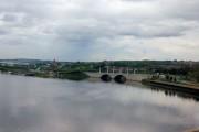 River Tyne upstream from A1 bridge