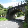 Arch bridge near Westbury-on-Severn