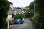 Traine Road, Knighton