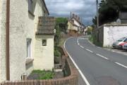 East Lyng village