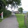 Farm track at High Moor