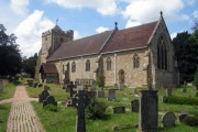 St Mary's Church, Church Road, Newick, East Sussex