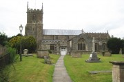 Urchfont: The Church of St Michael and All Angels