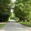 Part of Tuffields Road near Bevan's Farm