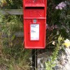 Postbox Friday Street