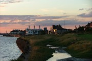 Paull at sunset