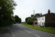 Allerthorpe village