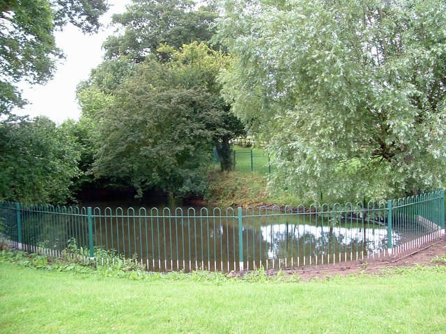 Benbow's Pond, Hill Farm, Castle Frome