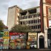 Derelict building in Bristol