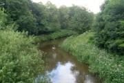 River Kelvin from Torrance Bridge