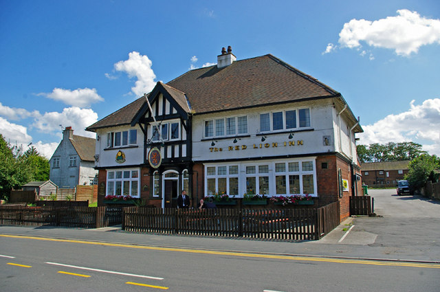 The Red Lion Inn, Broughton